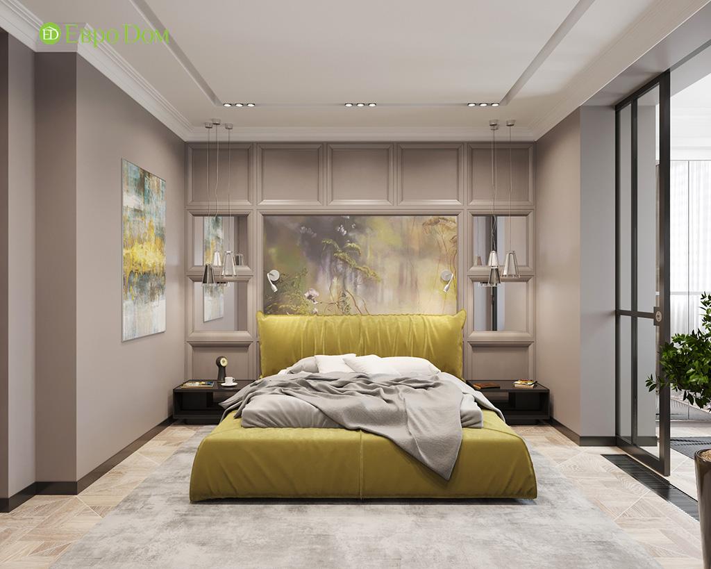 Дизайн 2-комнатной квартиры 64 кв. м в стиле ар-деко. Фото 012