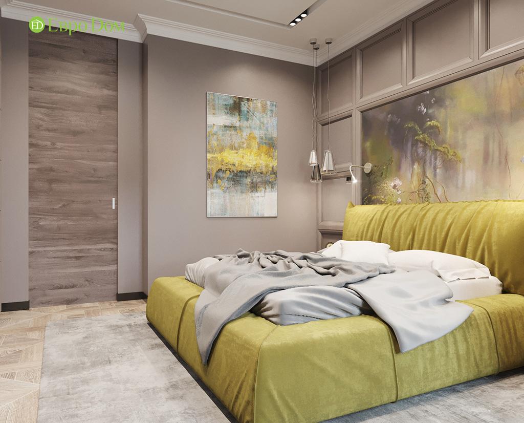 Дизайн 2-комнатной квартиры 64 кв. м в стиле ар-деко. Фото 013