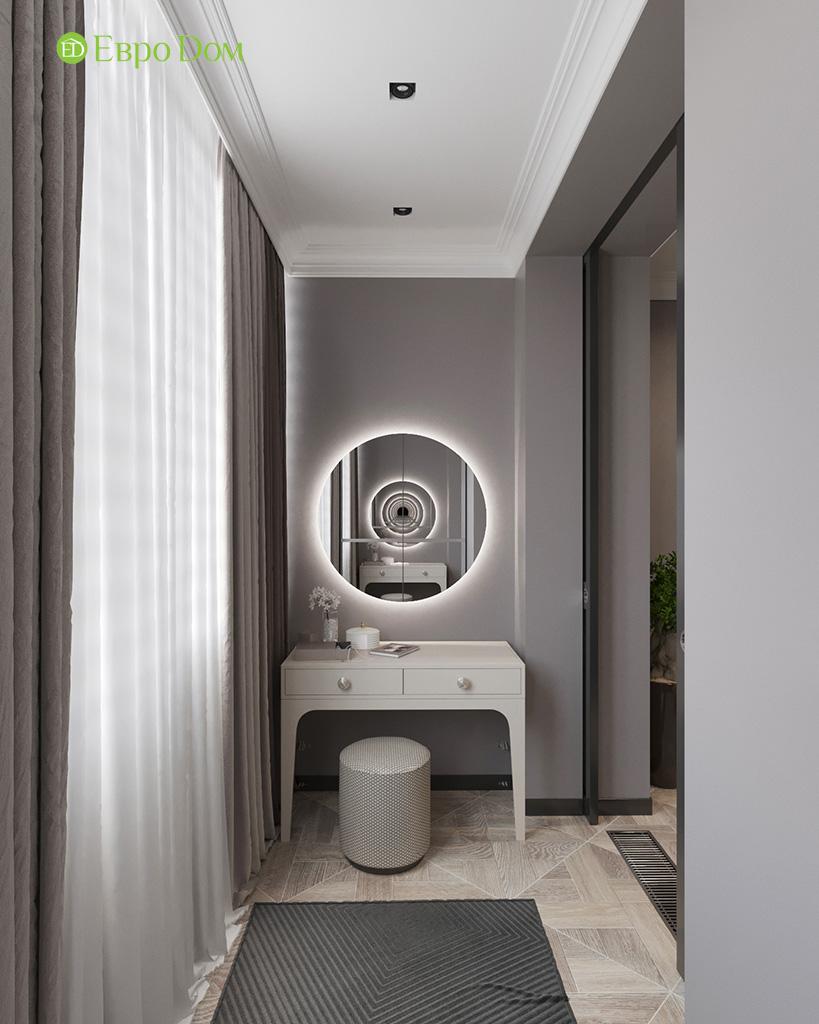 Дизайн 2-комнатной квартиры 64 кв. м в стиле ар-деко. Фото 017