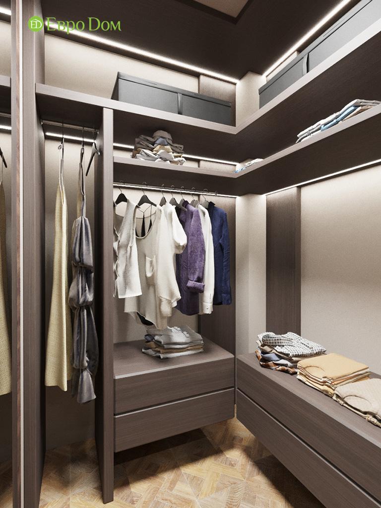 Дизайн 2-комнатной квартиры 64 кв. м в стиле ар-деко. Фото 019