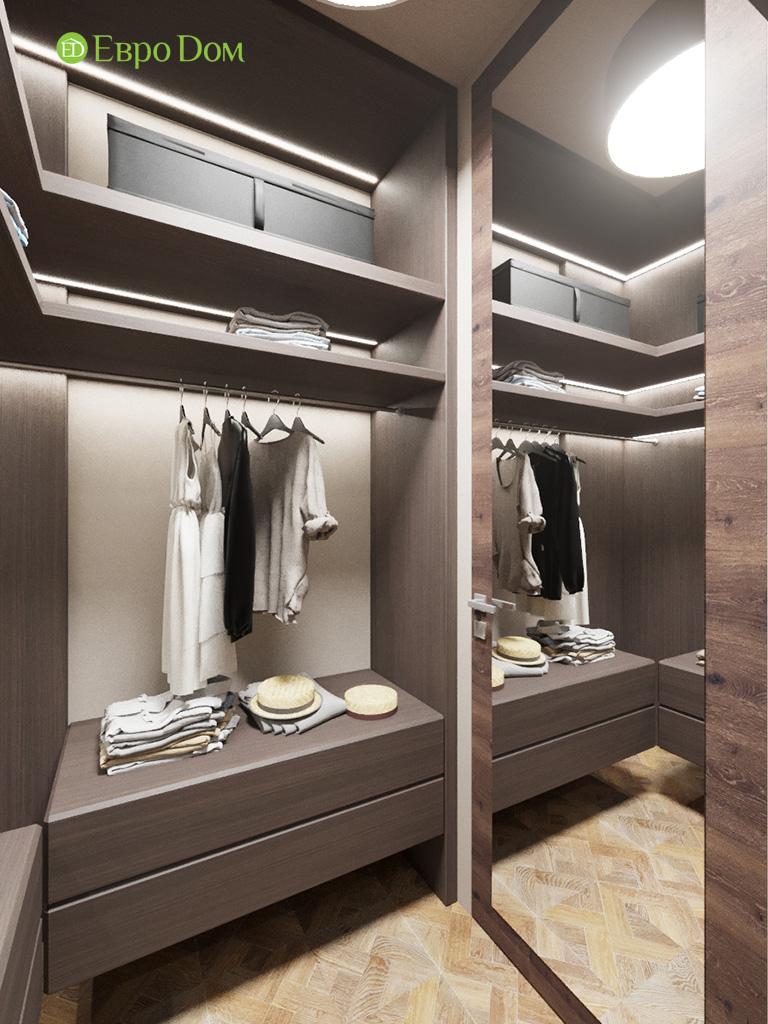 Дизайн 2-комнатной квартиры 64 кв. м в стиле ар-деко. Фото 020