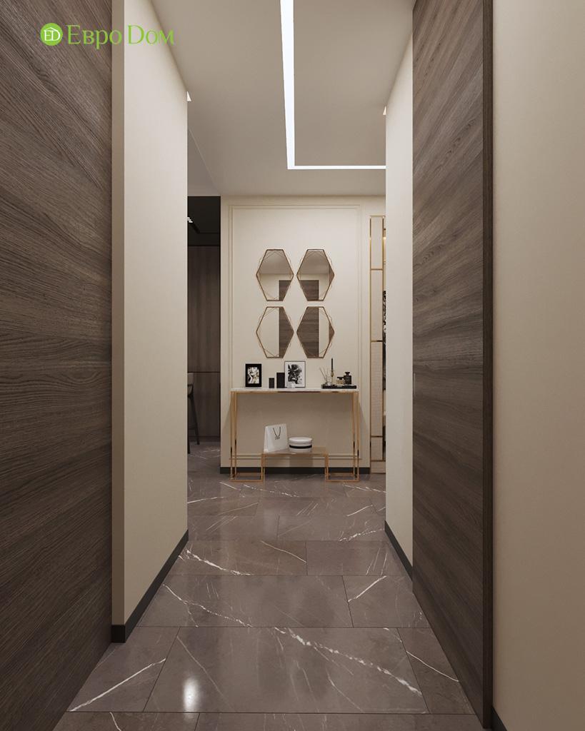 Дизайн 2-комнатной квартиры 64 кв. м в стиле ар-деко. Фото 021