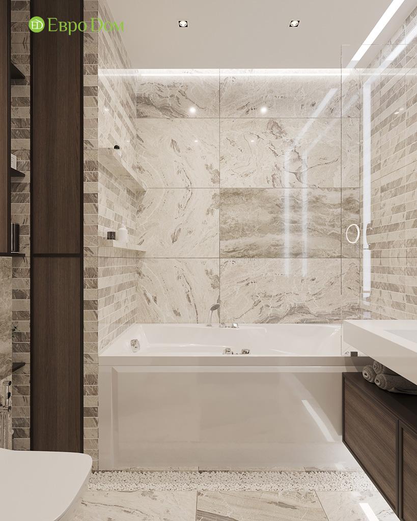Дизайн 2-комнатной квартиры 64 кв. м в стиле ар-деко. Фото 026