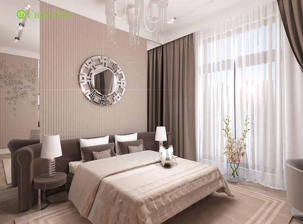 Дизайн 4-комнатной квартиры в стиле ар-деко. Фото 08