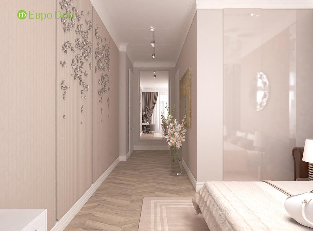 Дизайн 4-комнатной квартиры в стиле ар-деко. Фото 010