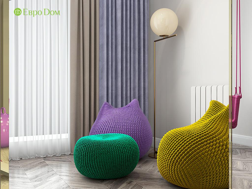 Дизайн 4-комнатной квартиры в стиле ар-деко. Фото 019