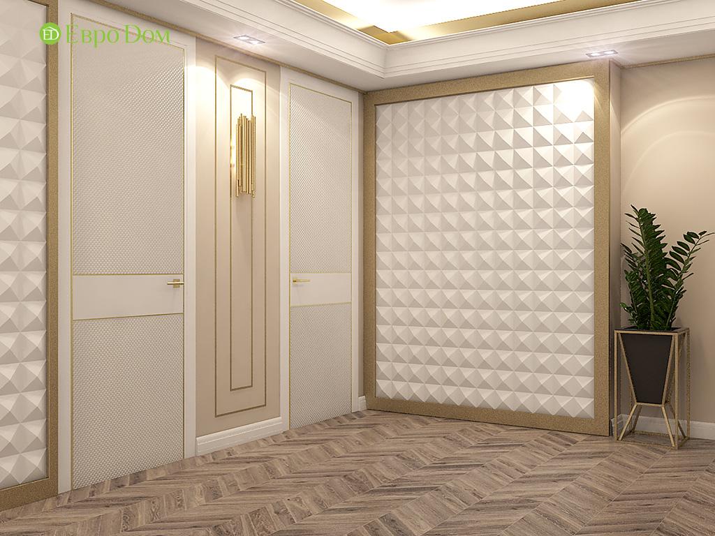 Дизайн 4-комнатной квартиры в стиле ар-деко. Фото 022