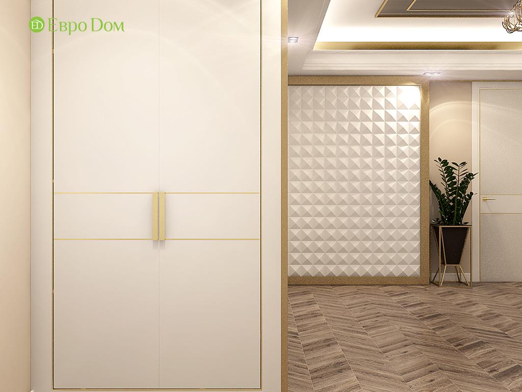 Дизайн 4-комнатной квартиры в стиле ар-деко. Фото 025