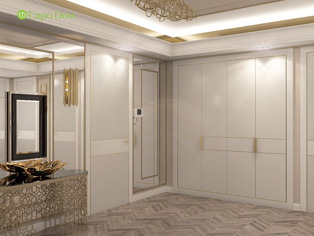 Дизайн 4-комнатной квартиры в стиле ар-деко. Фото 031