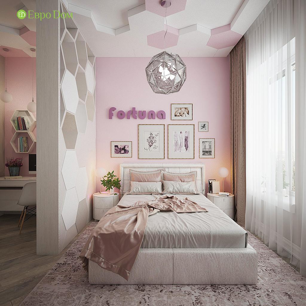 Дизайн интерьера коттеджа 251 кв. м в стиле барокко. Фото 026