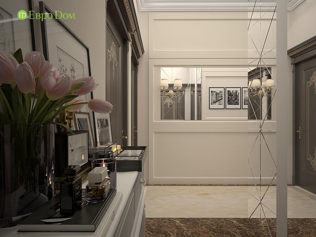 Дизайн 3-комнатной квартиры в современном стиле. Фото 07