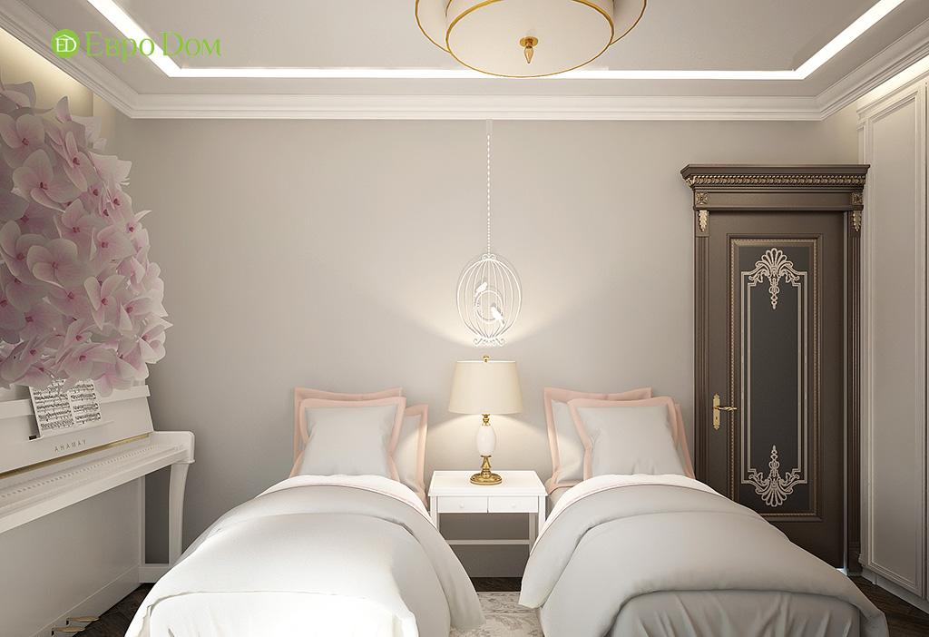 Дизайн 3-комнатной квартиры в современном стиле. Фото 010