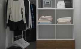 Дизайн интерьера 2-комнатной квартиры 52 кв.м. по адресу г. Москва, ул. Багрицкого, д. 10, к. 4. Фото 4
