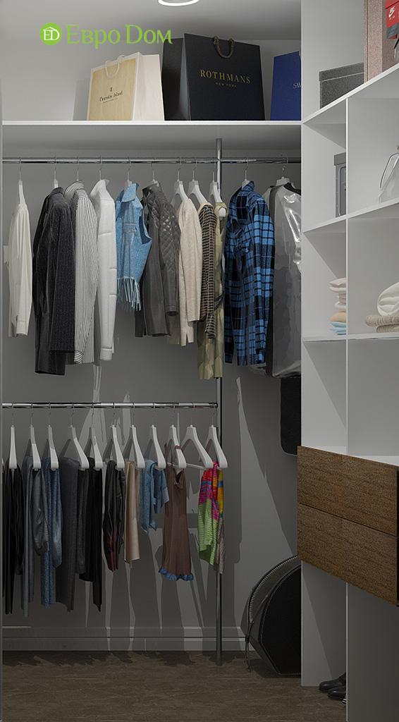 Дизайн 2-комнатной квартиры 52 кв. м в современном стиле. Фото 06