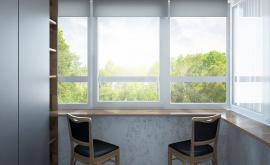 Дизайн интерьера квартиры в новостройке 93 кв.м. по адресу г. Москва, ул. Мельникова, д. 3, корп. 2. Фото 1