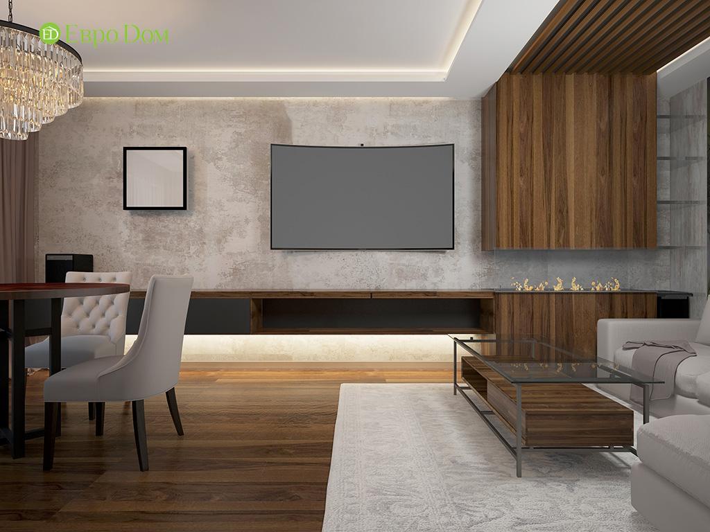 Дизайн 2-комнатной квартиры 93 метра в современном стиле. Фото 06
