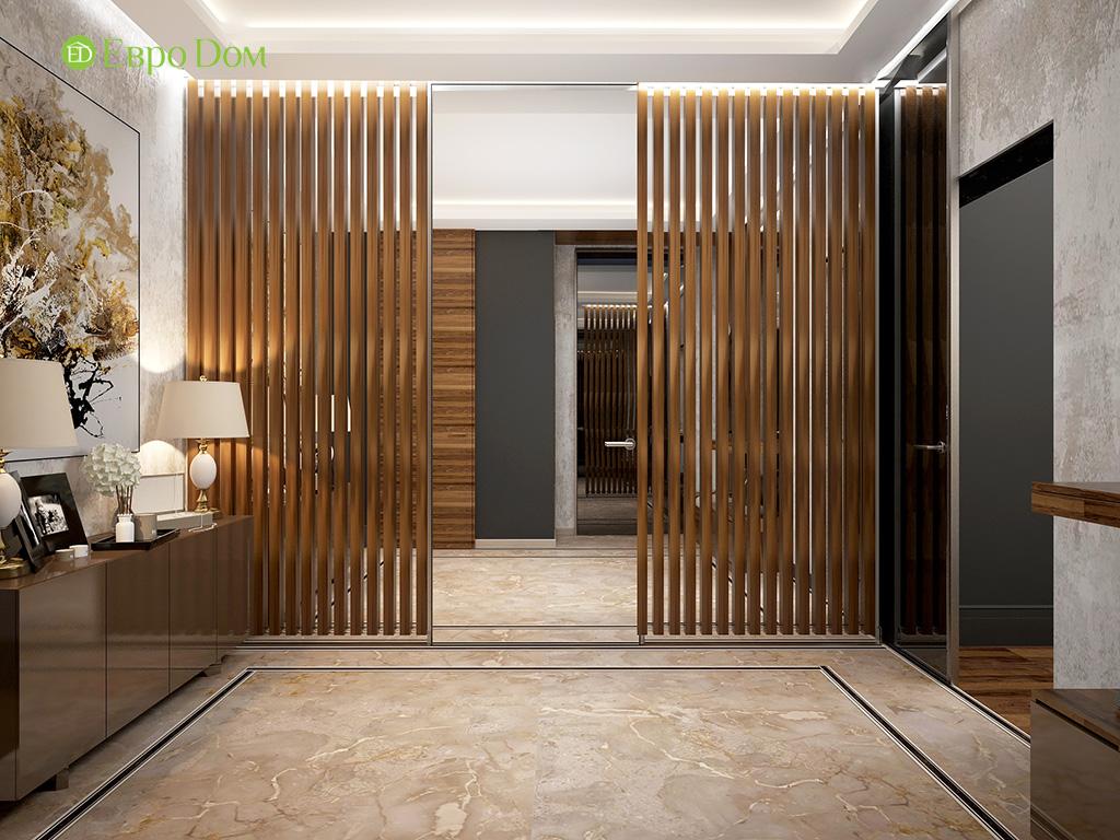 Дизайн 2-комнатной квартиры 93 метра в современном стиле. Фото 07
