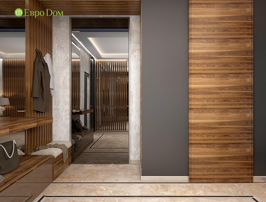 Дизайн 2-комнатной квартиры 93 метра в современном стиле. Фото 08
