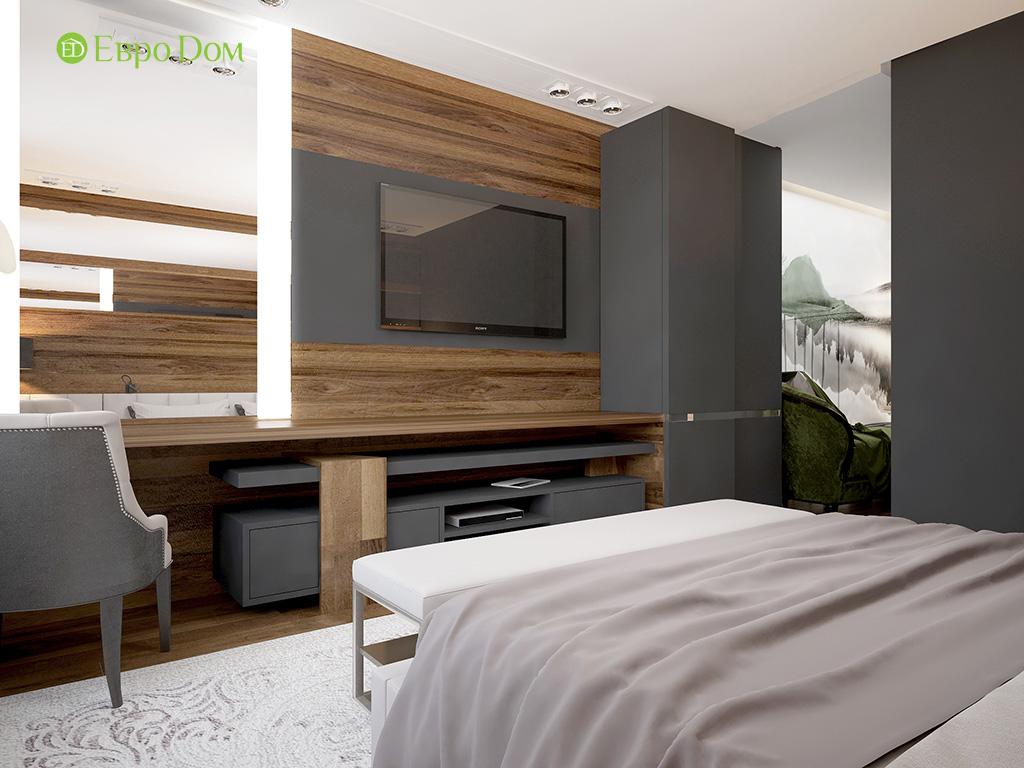 Дизайн 2-комнатной квартиры 93 метра в современном стиле. Фото 010