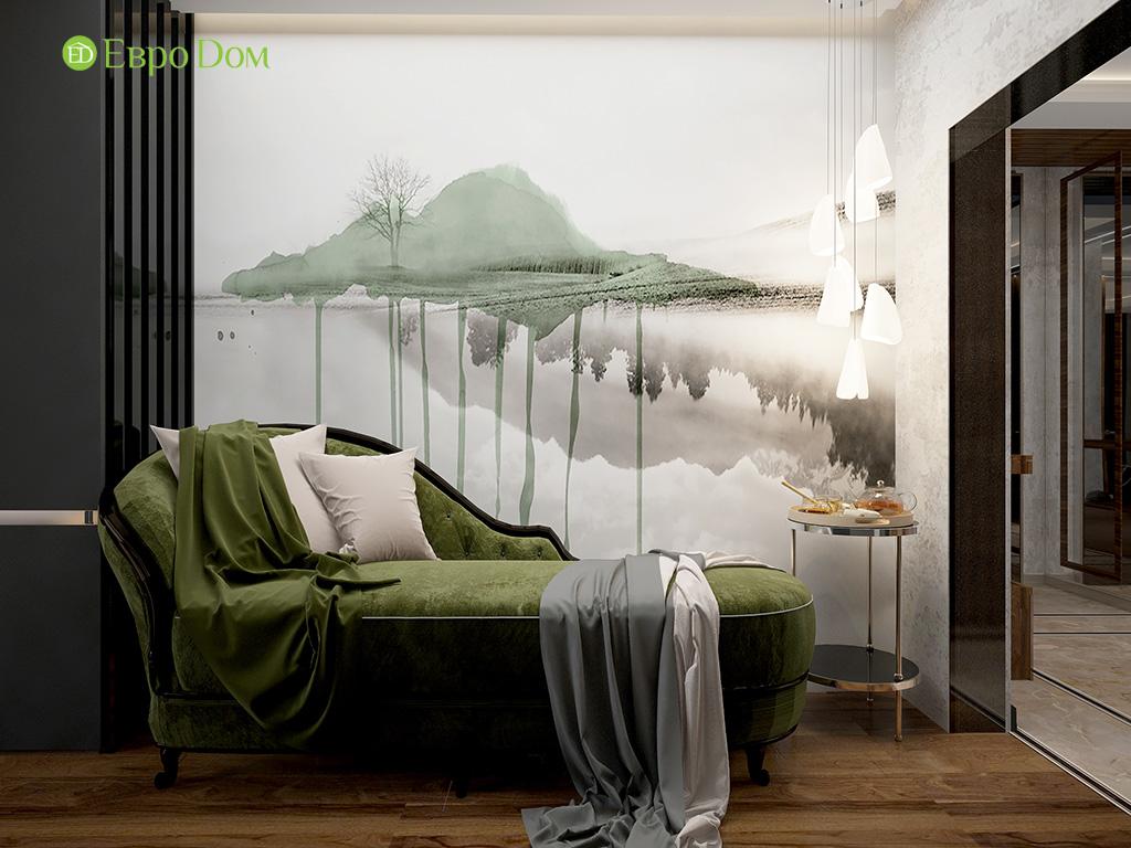 Дизайн 2-комнатной квартиры 93 метра в современном стиле. Фото 012