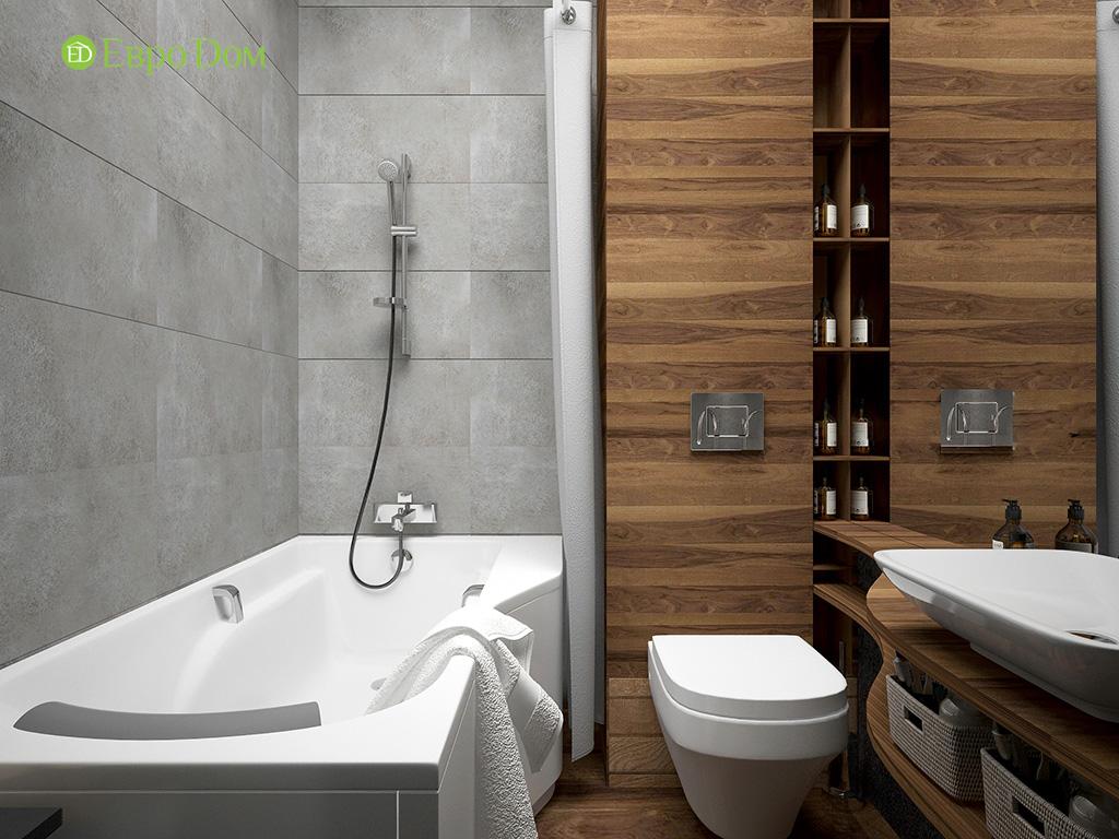 Дизайн 2-комнатной квартиры 93 метра в современном стиле. Фото 013