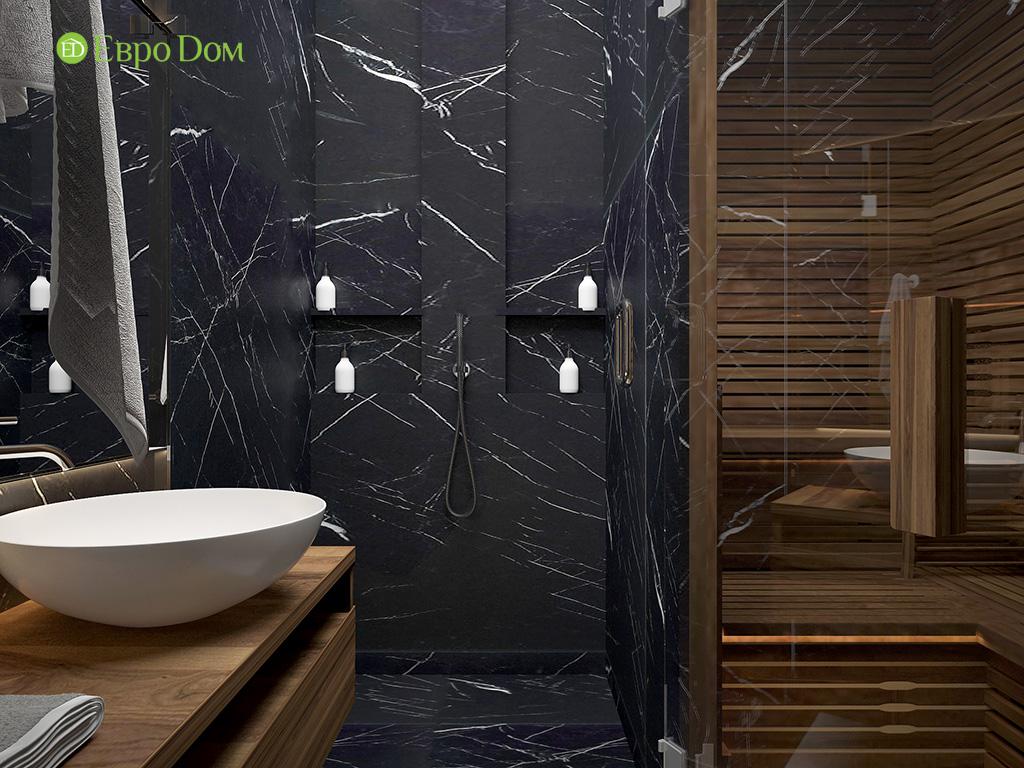 Дизайн 2-комнатной квартиры 93 метра в современном стиле. Фото 015