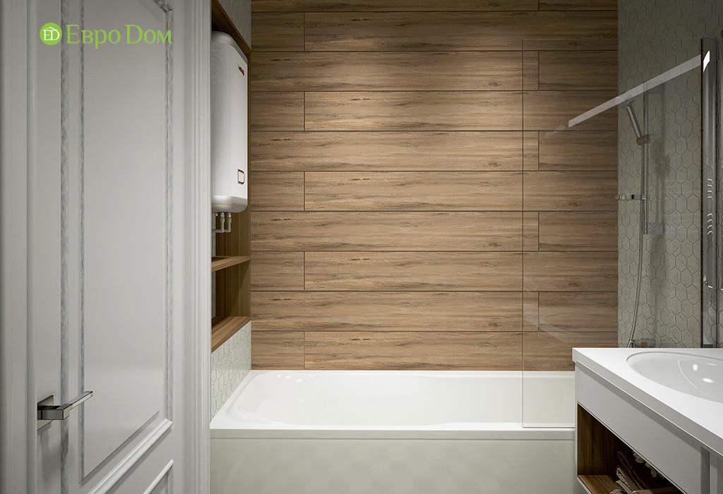 Дизайн 2-комнатной квартиры в скандинавском стиле. Фото 03