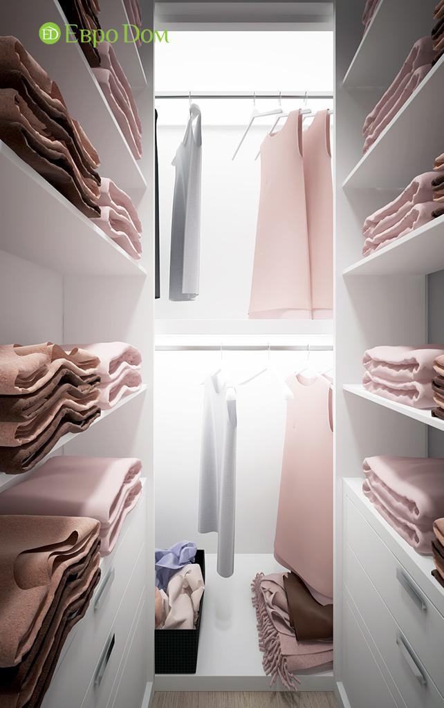 Дизайн 2-комнатной квартиры в скандинавском стиле. Фото 05