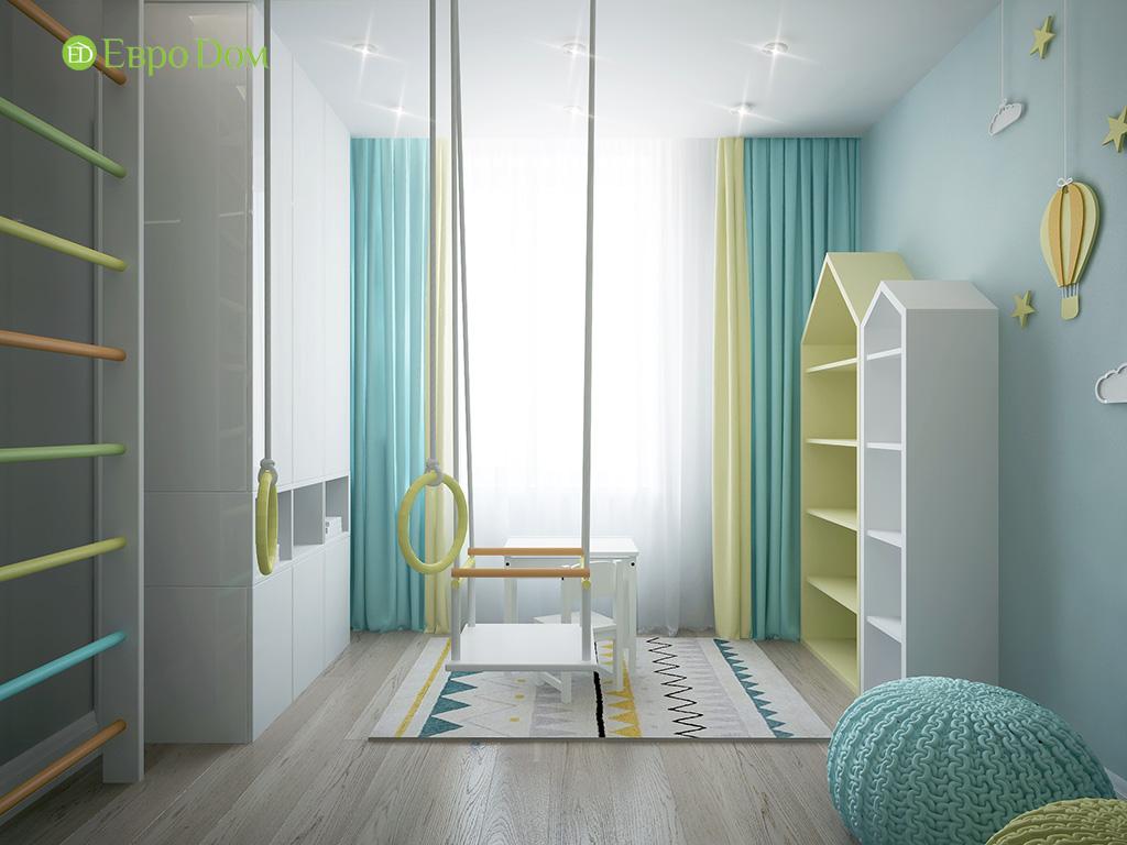 Дизайн 2-комнатной квартиры в скандинавском стиле. Фото 08