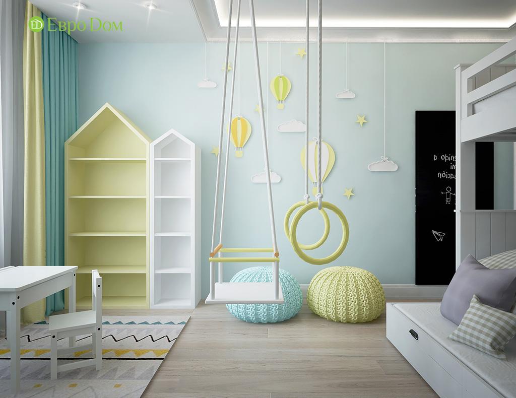 Дизайн 2-комнатной квартиры в скандинавском стиле. Фото 09