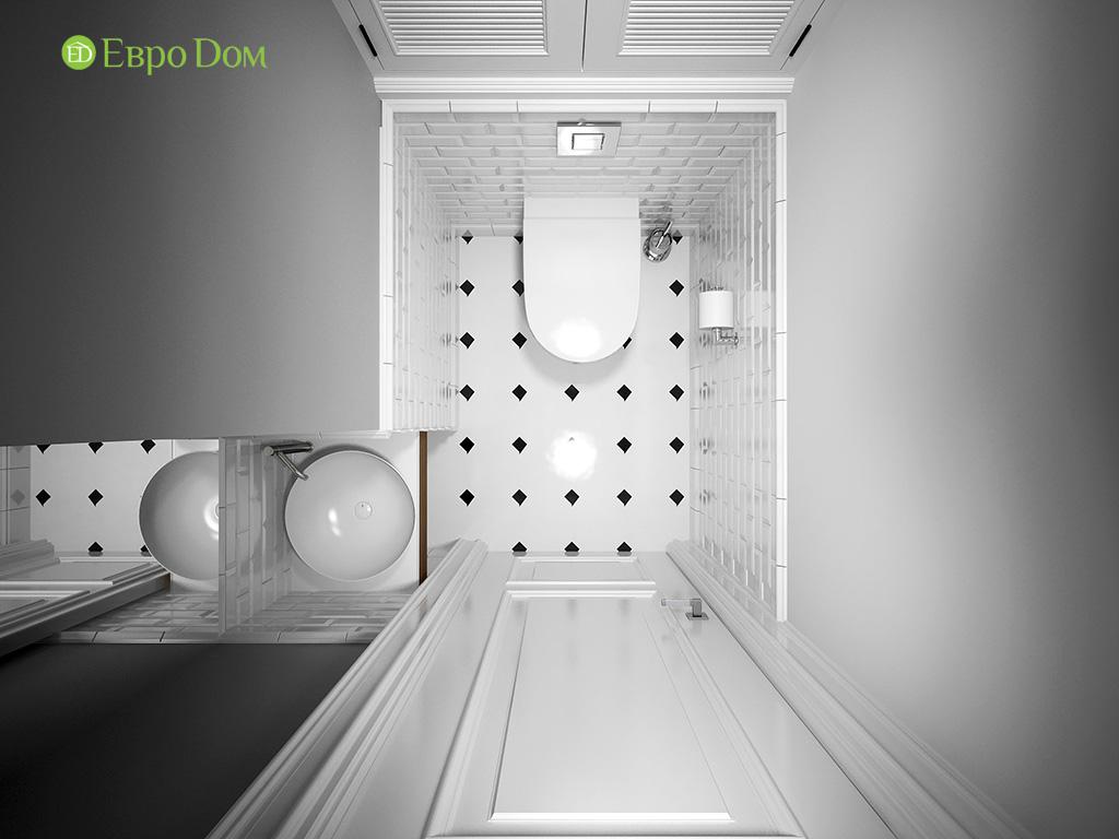Дизайн 2-комнатной квартиры в скандинавском стиле. Фото 015