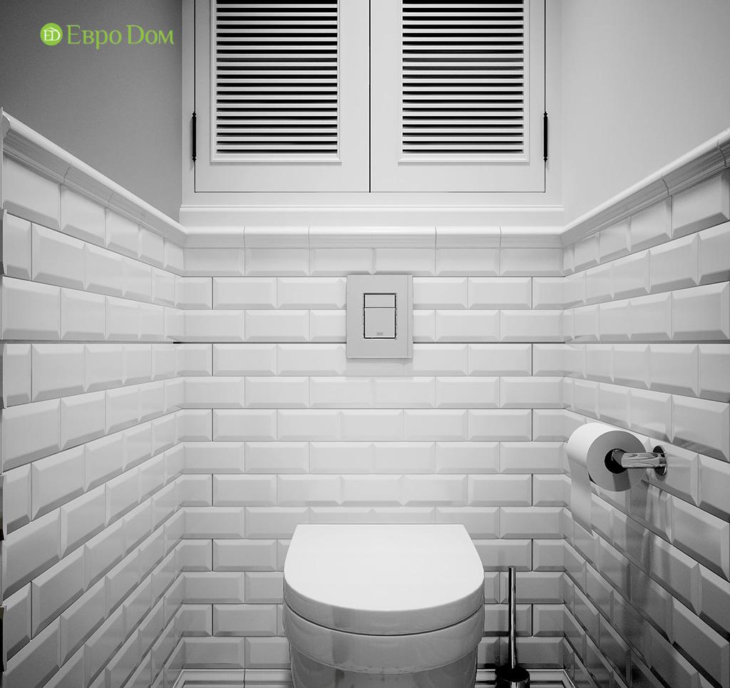 Дизайн 2-комнатной квартиры в скандинавском стиле. Фото 016