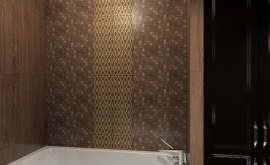 Дизайн интерьера трехкомнатной квартиры 120 кв.м. по адресу г. Москва, Измайловский проезд, д. 10, корп. 2, ЖК Виноградный. Фото 2