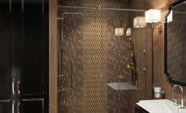 Дизайн интерьера трехкомнатной квартиры 120 кв.м. по адресу г. Москва, Измайловский проезд, д. 10, корп. 2, ЖК Виноградный. Фото 3