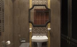Дизайн интерьера трехкомнатной квартиры 120 кв.м. по адресу г. Москва, Измайловский проезд, д. 10, корп. 2, ЖК Виноградный. Фото 4