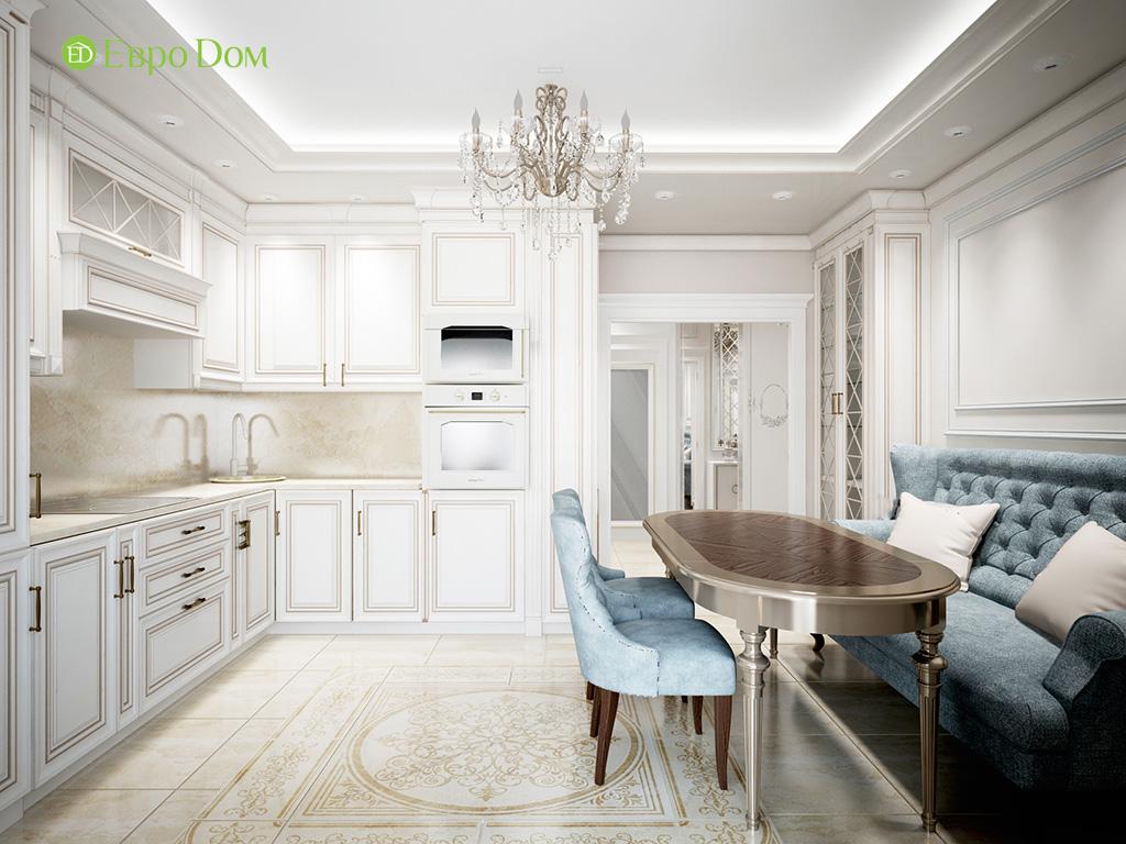 Неоклассический стиль в дизайне кухни