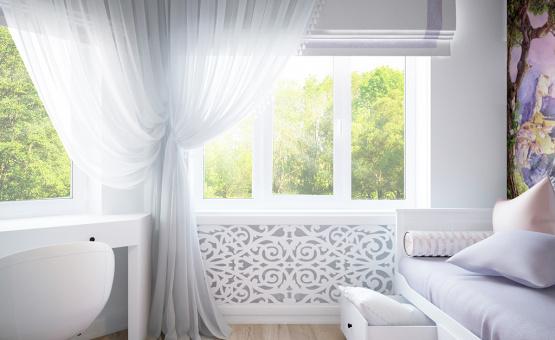 Дизайн интерьера квартиры 60 кв.м. по адресу г. Москва, ул. Святозерская. Фото 4