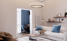 Дизайн интерьера квартиры в новостройке 134 кв.м. по адресу г. Москва, ул. Ленинский проспект, д. 103. Фото 1