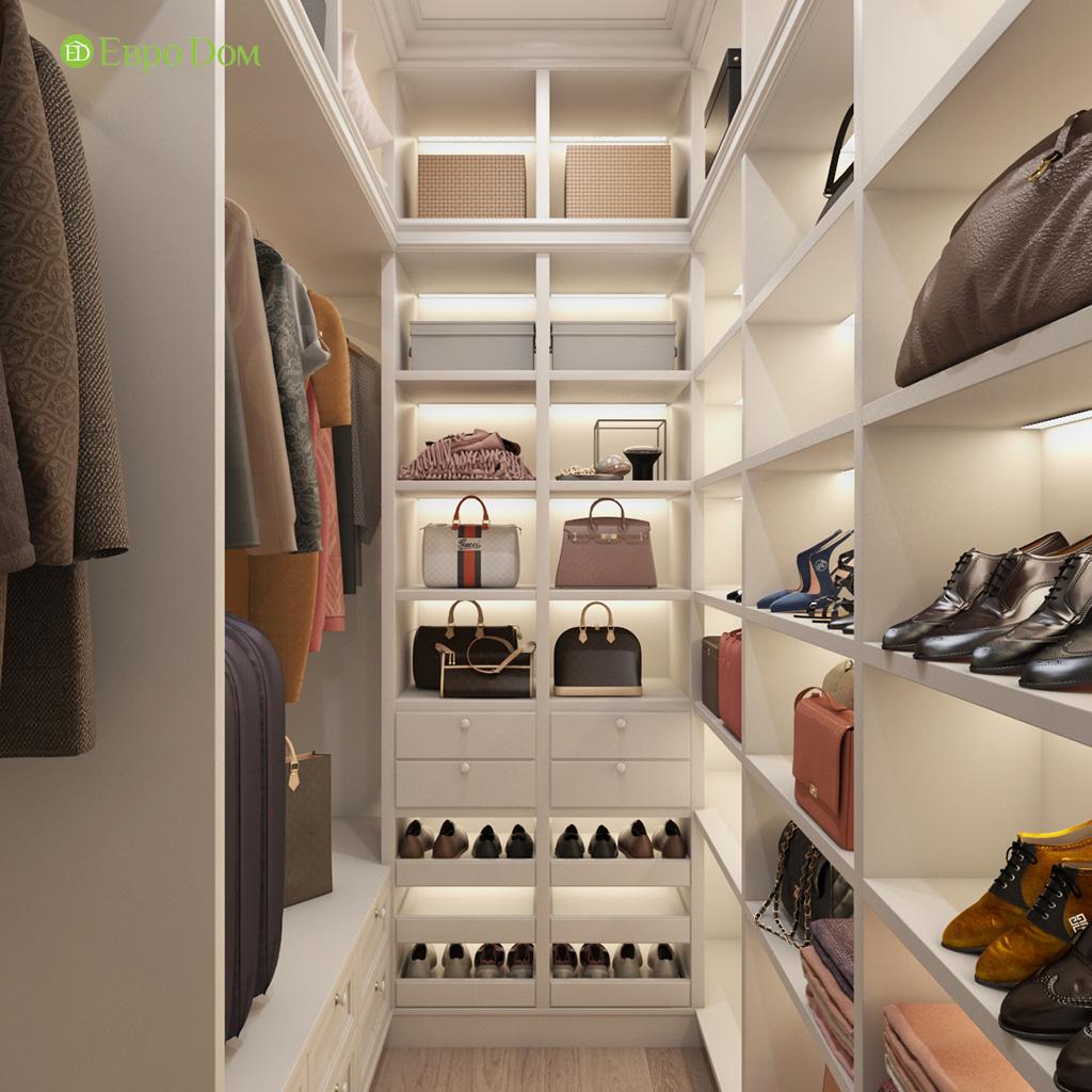 Дизайн 4-комнатной квартиры в современном стиле. Фото 026