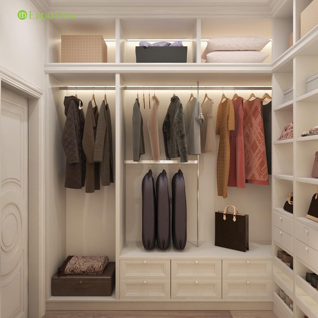 Дизайн 4-комнатной квартиры в современном стиле. Фото 027