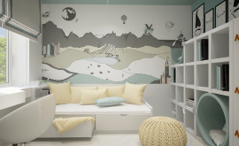 Дизайн интерьера квартиры в новостройке 140 кв.м. по адресу г. Балашиха, ш. Энтузиастов, д. 79. Фото 1
