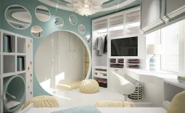 Дизайн интерьера квартиры в новостройке 140 кв.м. по адресу г. Балашиха, ш. Энтузиастов, д. 79. Фото 3