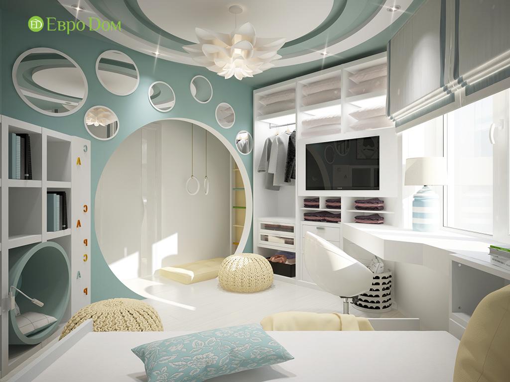 Дизайн пятикомнатной квартиры в современном стиле. Фото 04
