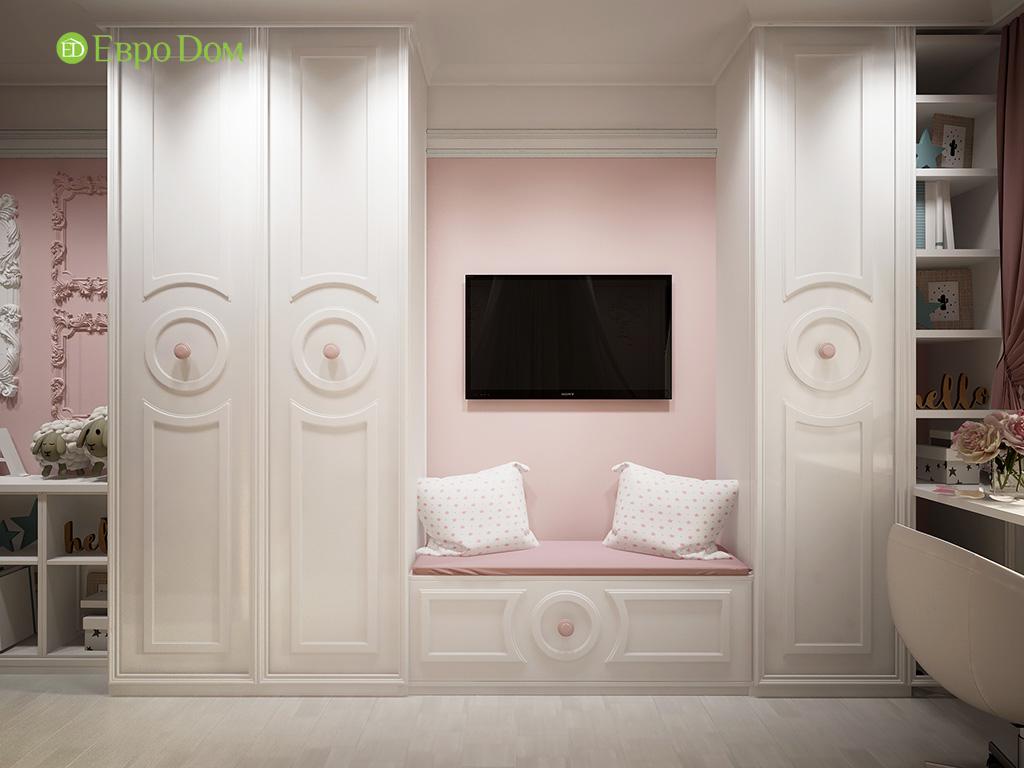 Дизайн пятикомнатной квартиры в современном стиле. Фото 05