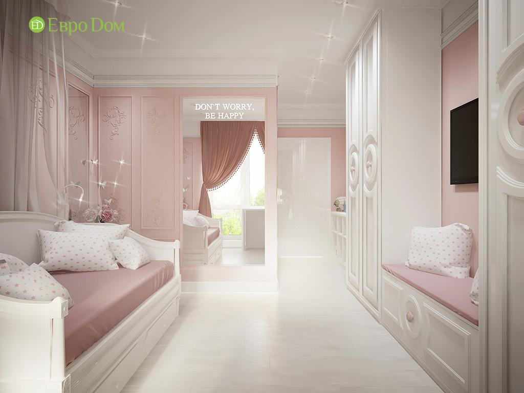 Дизайн пятикомнатной квартиры в современном стиле. Фото 07