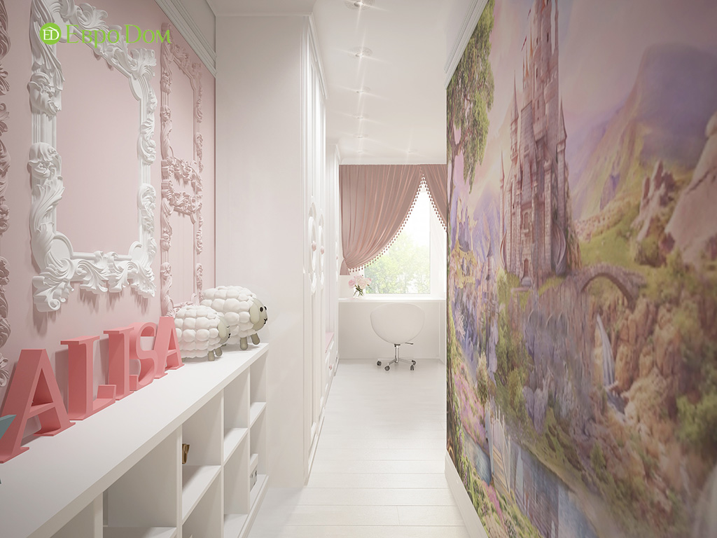 Дизайн пятикомнатной квартиры в современном стиле. Фото 09