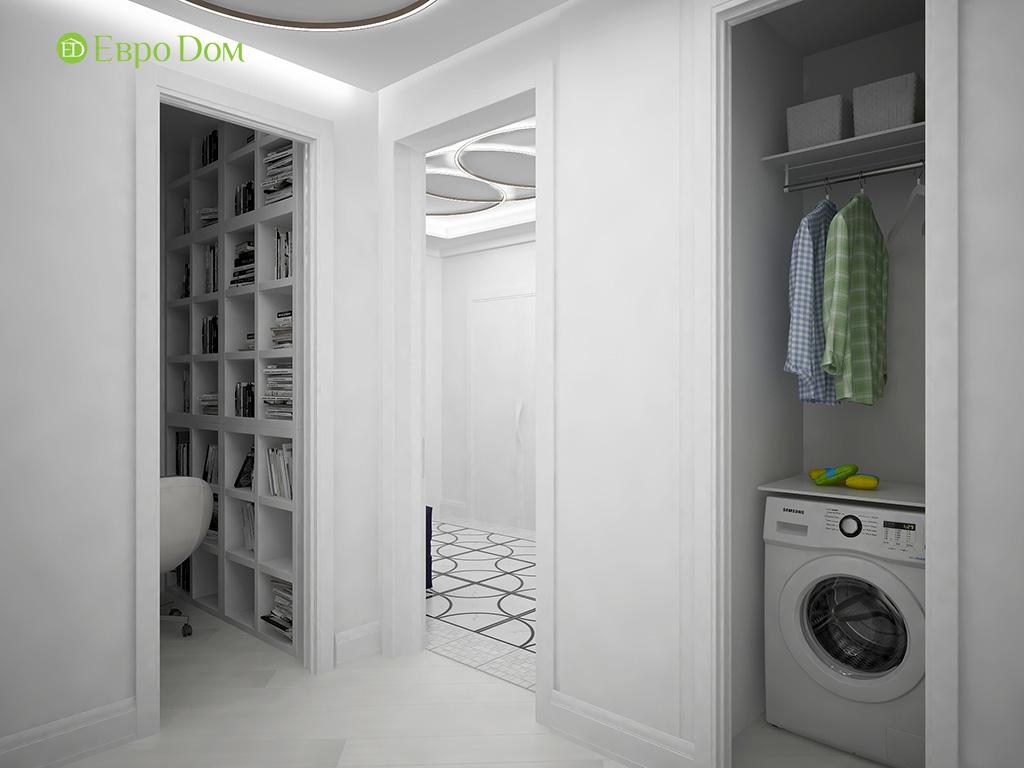 Дизайн пятикомнатной квартиры в современном стиле. Фото 019
