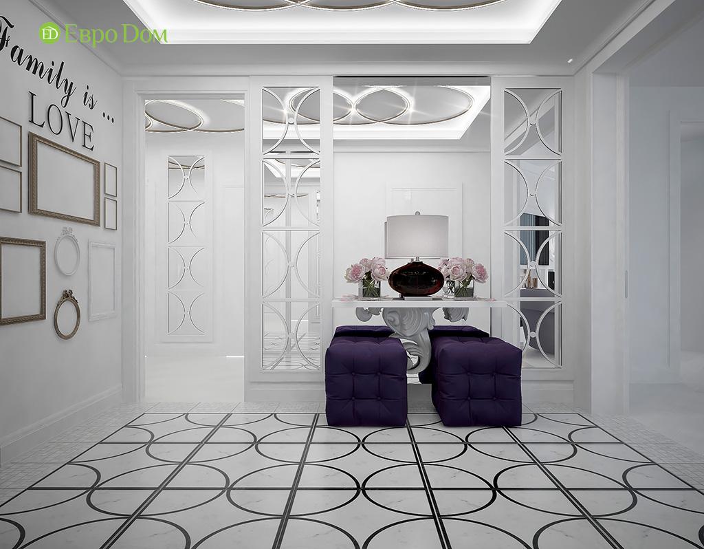 Дизайн пятикомнатной квартиры в современном стиле. Фото 020