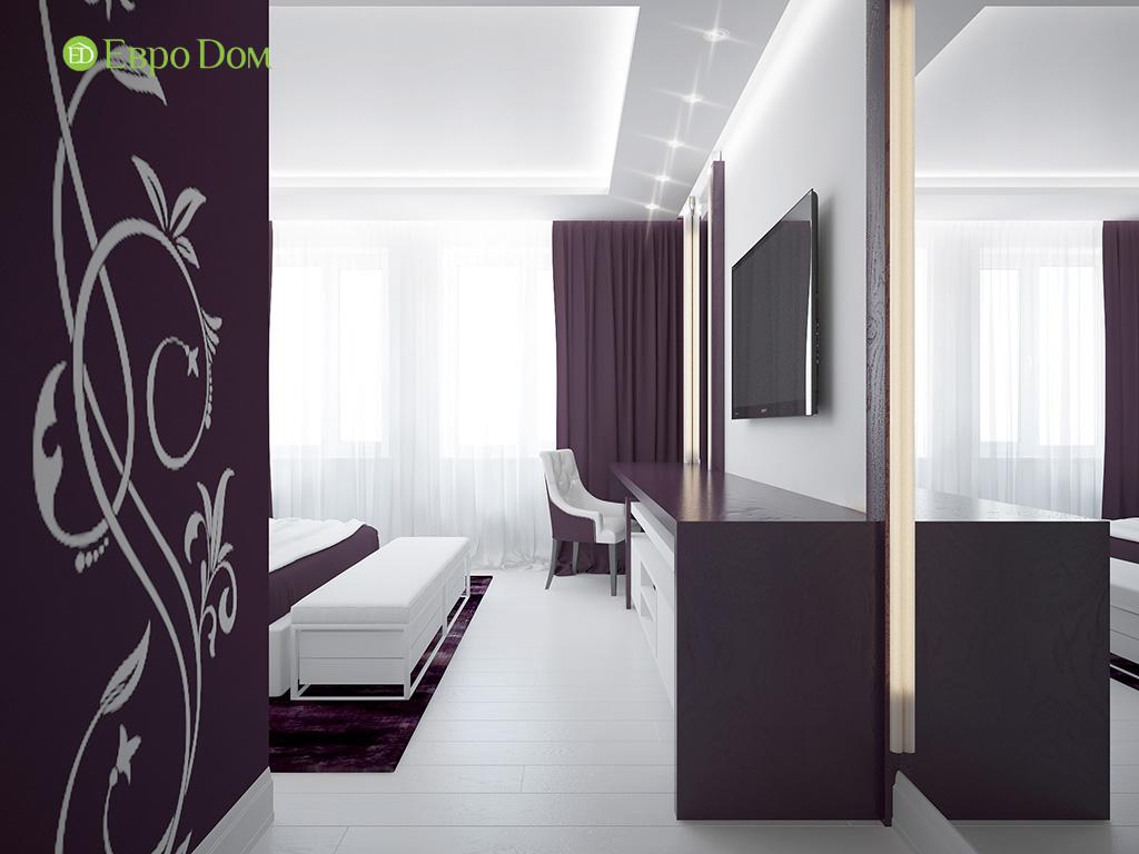 Дизайн пятикомнатной квартиры в современном стиле. Фото 021