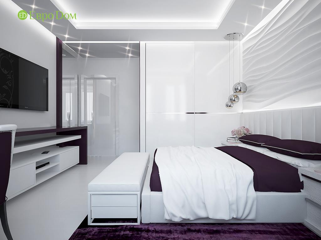 Дизайн пятикомнатной квартиры в современном стиле. Фото 024